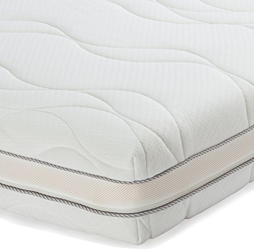 AmazonBasics Extra Comfort 7-zone Memory Foam Mattress