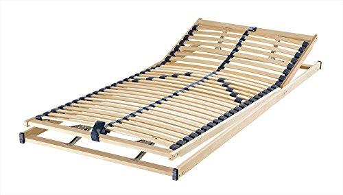 breckle sigma k f lattenrost mit 28 leisten und kopf und fu teilverstellung bucheholz. Black Bedroom Furniture Sets. Home Design Ideas