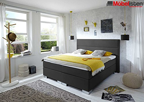 designer boxspringbett lifestyle made in germany. Black Bedroom Furniture Sets. Home Design Ideas