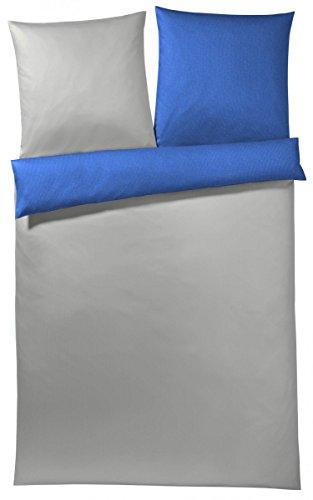 JOOP! Bettwäsche Solid baltic blue