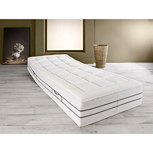 f a n prestige de luxe t 7 zonen ttfk matratze gelschaum topper. Black Bedroom Furniture Sets. Home Design Ideas