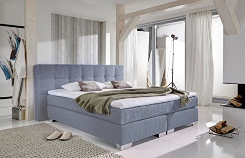 individuelles designer boxspringbett achilles berlin verschiedene gr en 160x200 180x200. Black Bedroom Furniture Sets. Home Design Ideas
