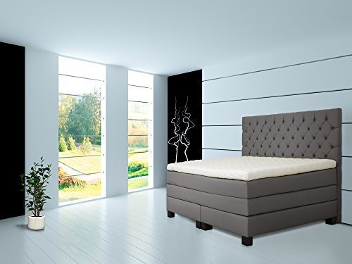 rockstar se skyscraper edition von welcon boxspringbett 180x200 h rtegrad h1 h2 h3 h4 oder. Black Bedroom Furniture Sets. Home Design Ideas