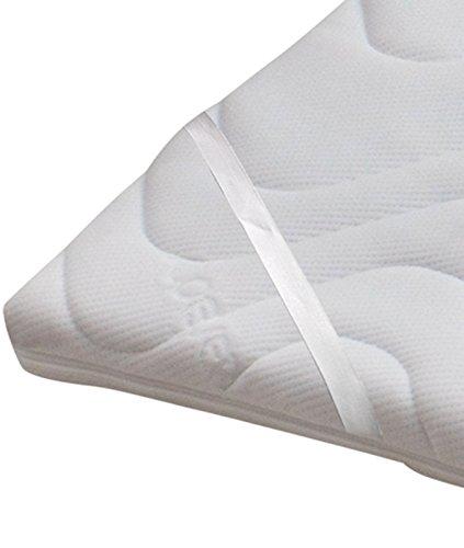 gel schaum topper mit aloe vera gelschaum matratzenauflage 90x200 gelschaum topper. Black Bedroom Furniture Sets. Home Design Ideas