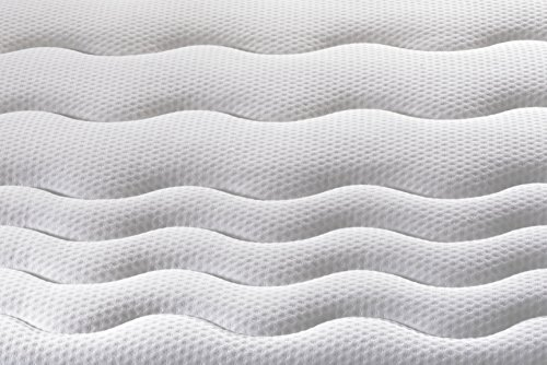 Traumnacht 3-Star Orthopädische 5-Zonen Tonnentaschenfederkern-Matratze Härtegrad 2 (H2), 80 x 200 cm, weiß