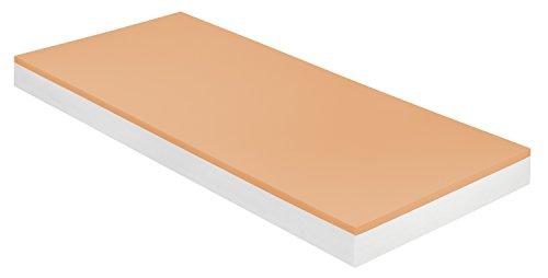 sleepling 190131 matratze basic 50 h rtegrad 2 160 x 200 cm wei gelschaum topper. Black Bedroom Furniture Sets. Home Design Ideas
