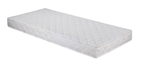 Badenia Bettcomfort Roll-Komfortmatratze, Trendline BT 100, H2, 90x200 cm