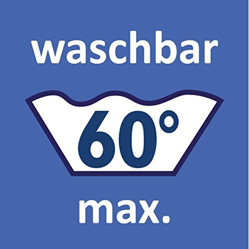 Traumnacht Baby-/Junior Duo Premium Matratze mit Frotteebezug, 70 x 140 cm, weiß