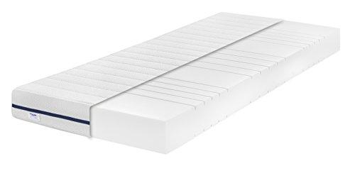 Traumnacht Orthopädische Kaltschaummatratze, Härtegrad 3, 140x200 cm, weiß