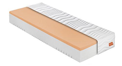 sleepling 194074 matratze innovation 400 xxl wellness visco gelschaum fest h rtegrad 3 5 180 x. Black Bedroom Furniture Sets. Home Design Ideas