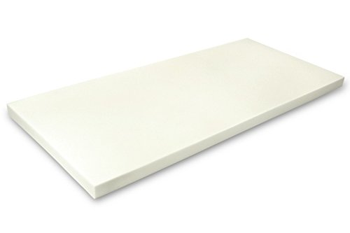 MSS 100200-200.180.7 Viscoelastische Matratzenauflage, ohne Bezug, RG50, 180 x 200 x 7 cm