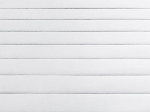 Traumnacht Basic 2 in 1 Duo Kaltschaummatratze Härtegrad 2 und 3, 90 x 200 cm, weiß