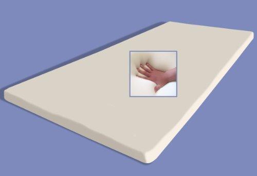 gel gelschaum matratzenauflage memory foam h he 5 cm matratzen topper weiche auflage f r. Black Bedroom Furniture Sets. Home Design Ideas