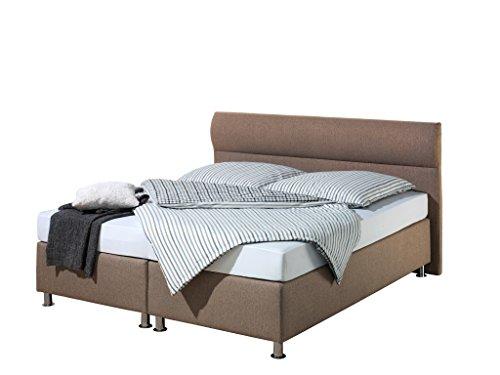 maintal boxspringbett filipo 100 x 200 cm stoff 7 zonen. Black Bedroom Furniture Sets. Home Design Ideas