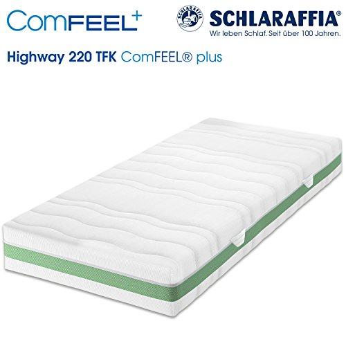 schlaraffia highway 220 tfk comfeel 7 zonen. Black Bedroom Furniture Sets. Home Design Ideas