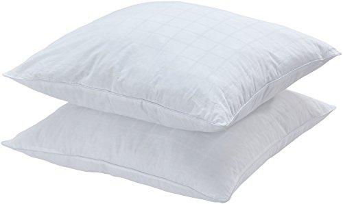 AmazonBasics MicroFibre Pillow