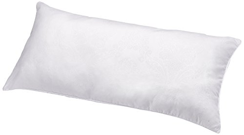 AmazonBasics Pillow with cording, Cover: 100% Microfiber