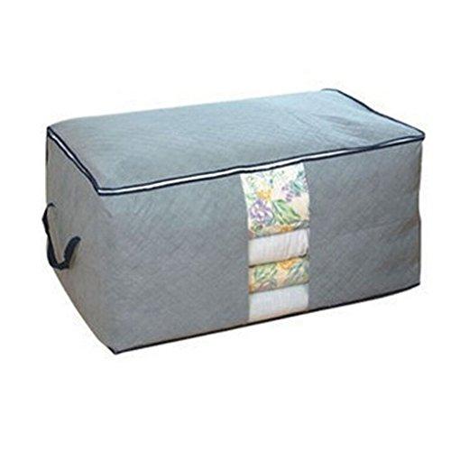 BAO CORE Aufbewahrungstasche für Bettdecken - Decken - Betten - Bettwaren - Kissen - Oberbetten etc. perfekte Aufbewahrungstasche auf für Matratzenauflagen oder Matratzenschoner