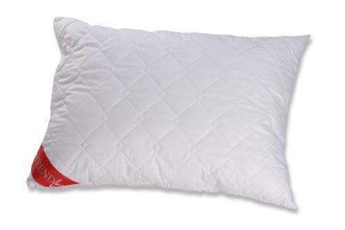 Badenia 03772030115 Bettcomfort Kissen Trendline Micro Kochfest, 60 x 80 cm, weiß