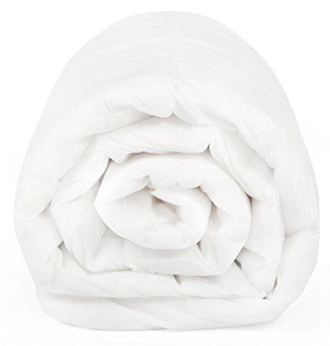 Bettdecke Steppbettdecke Vlieseline Füllung 100% HCS - Faser antiallergisch für Allergiker Öko-Tex Standard 100 Patrick