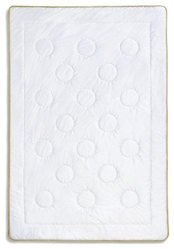 Frau Holle Sommer-Bettdecke aus 100% Schurwolle, 135 x 200 cm, 400 g - 2222-11