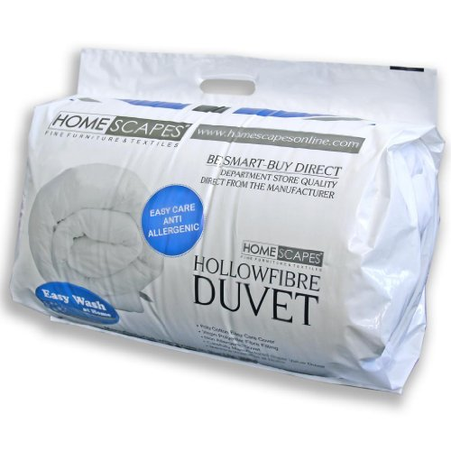 Hollowfibre 15 Tog Duvets