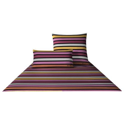JOOP! Bettwaesche Mako-Satin Cross Stripes