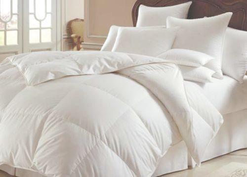 ÖKO-TEX 100% Natur Daunen Federn 135x200cm Füllung 1200, 1400, 1600 Bettdecke, Decke, Bettdecken, Ballondecke, Daunenflaum, Decken