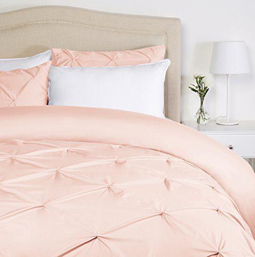 Pinzon - Bettwäsche-Set mit Quetschfalten