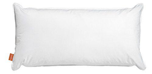 sleepling Medical Wasserkissen Mikrofaser 40 x 80 cm, Weiß