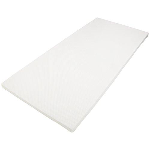 Dailydream Viscoelastische, orthopädische Matratzenauflage mit Memory Foam Effekt, RG 50, Größe 90 x 200 x 5cm