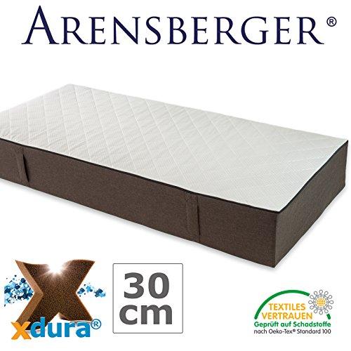 Arensberger ® Kaltschaummatratze, xdura Universal Kaltschaum, 140 x 200 cm
