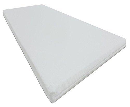 Dibapur ® Kingsize Soft: Orthopädische Kaltschaummatratze H2 (90x200) Kernhöhe ca. 22,5 cm , mit 3D Air Fresh Bezug ca. 23,5 cm - Made in Germany -