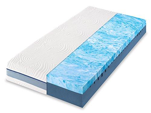 Dunlopillo 'Life 4300' 7-Zonen Kaltschaummatratze, Größe:90 x 200 cm, Härtegrad:H3