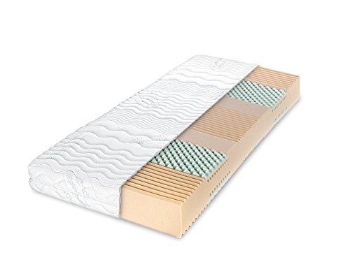 Dunlopillo Matratze - Multi Care | 7-Zonen-Kaltschaummatratze | 120x200 cm | Höhe: 16 cm