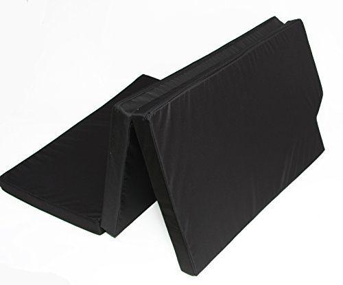 Mayaadi Home Schlafauflage Faltmatratze Küchenzeile T5/T6 California Bett Matratzenauflage 200x115x8cm MH-SAVWC