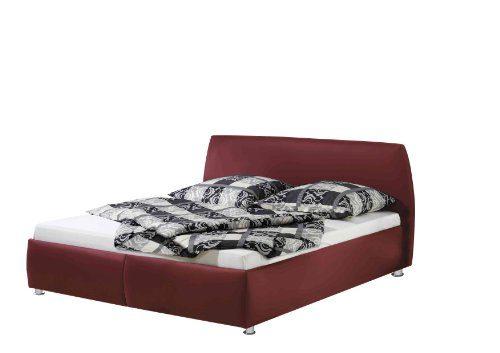 Maintal Betten 232651-4793 Polsterbett Minu 140 x 200 cm, Kunstleder